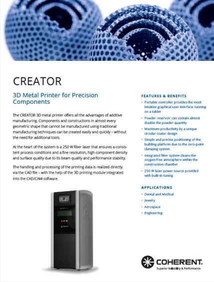 COHERENT CREATOR - Resources