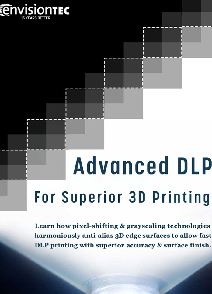 Why EnvisionTEC DLP 3D Printing is Better rebranded 1 - Resources