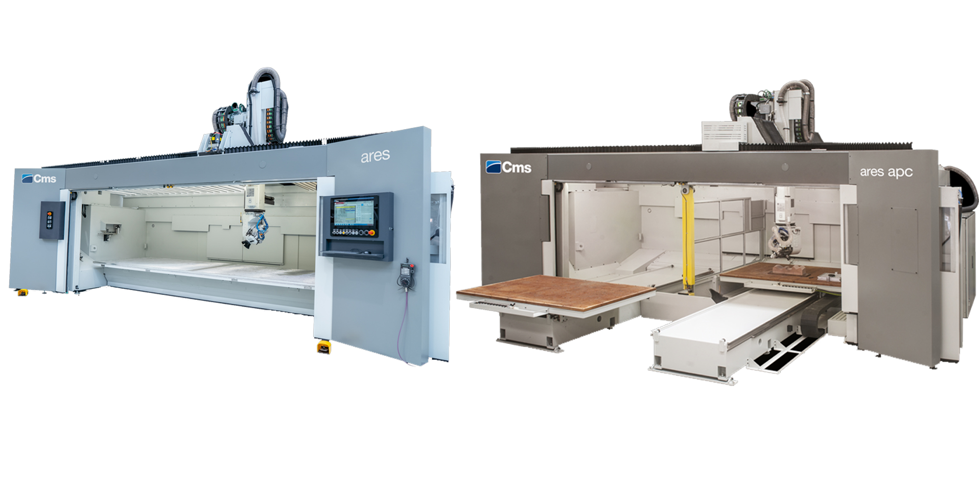 ares 2 - CMS Machining Centers