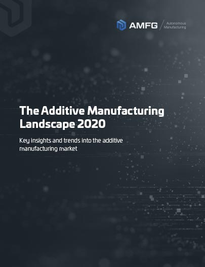 The Additive Manufacturing Landscape 2020 AMFG - Resources